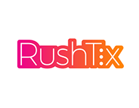 RushTix Brand Identity