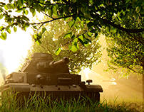 22 June 1941 (CGI 2018 V-ray)