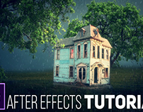 After Effects Advanced Tutorial - Still Image to Video