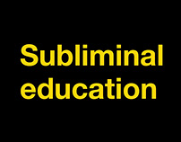 Subliminal Education