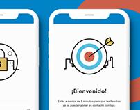 Yo cuido - UI / UX / Web Design