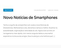 Novo Visual - www.noticiasdesmartphones.com.br