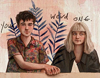 The end of the F***ing world - Fan art