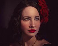 Model: Lydia Mayve