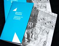 """Descubre Llanera"" diseño editorial"