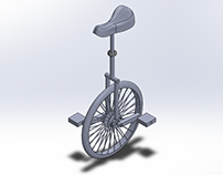 SolidWorks Top-Down Assembly & Surface Modeling