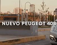 Peugeot 408 - Web oficial