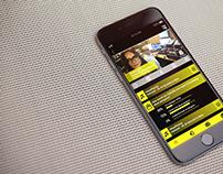 Radio Station App