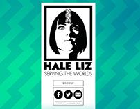 App Design 4 Hale-liz.com
