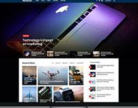 Neotech Modern Magazine