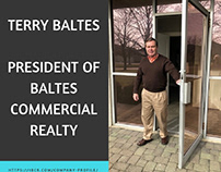 Terry Baltes: Career Beginnings