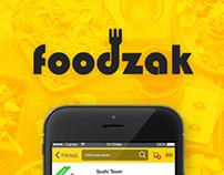 Foodzak App