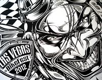 Las Vegas Bikefest 2012 - USA