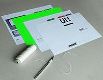 MAUR Office Branding Materails Design