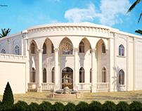 "Classic Villa and Majlis "" Qatar """