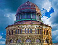 Nott Memorial at Union College in New York