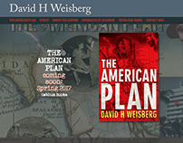 Website for author David H Weisberg.