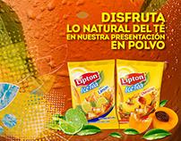 Lipton advertising