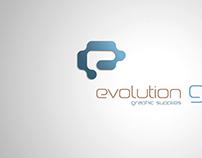 Portfolio identité - Logo, Evolution GS