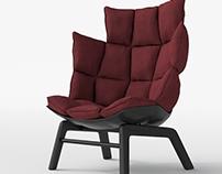 B&B Italia - Husk Chair 02