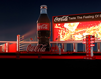 Coca Cola Taste The Feeling Of Egypt Event