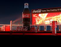 Coca Cola Taste The Feeling Of Egypt Event