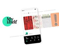 MYLIB app