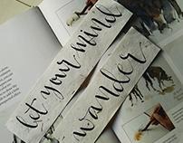 Calligraphy III