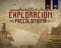 Exploración Precolombina - History en Español