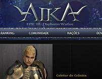 Website Aika Online