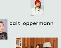 Cait Oppermann Web Design