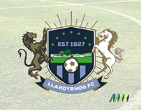 Llandyrnog FC Logo / Badge