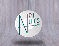 Pinuts Agency // logo + facebook cover + icons