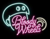 Stickers x Bloody Wheels