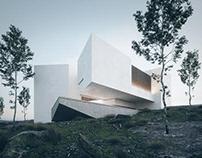 LAKE HOUSE ARCHVIZ with HDR 446