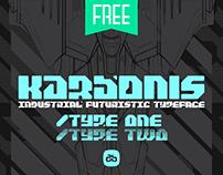 Karbonis [Free Font]
