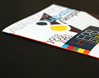 Typographic Brochure - Experimenting With Type