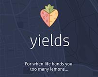 Yields App