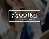FM Outlet - Logo Design
