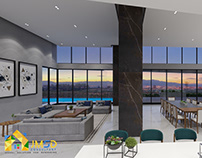 3D INTERIOR RENDERING LONG BEACH CA