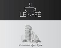 Logo LE KE-FE Restaurant Hotel Grand Mogador