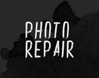 Photo Repair and Restoration