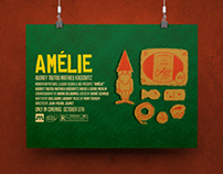 Amélie Metaphor Campaign