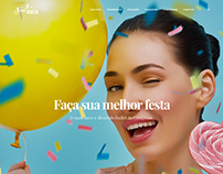 Fun Festa - Web Site