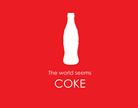 COKE- Open happiness
