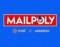Mail.ru × Monopoly | collaboration | pack & website