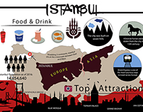 Istanbul infographic