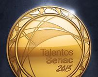 Medalha Talentos 2015