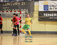 Futsal Juvenil | AD Duggi vs Gáldar 16 10 2021