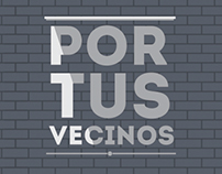 Microteatro Puebla: Por tus vecinos